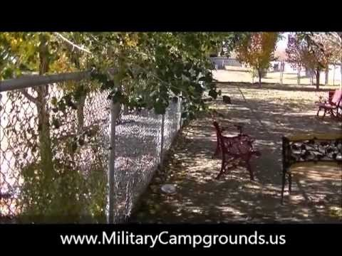 Video Tour of Kirtland AFB FamCamp