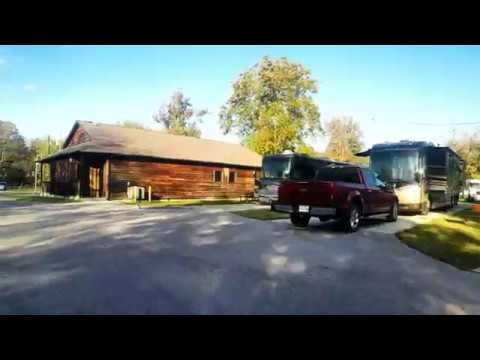 Driving tour of Camp Carlson Recreation Area, Fort Knox, KY
