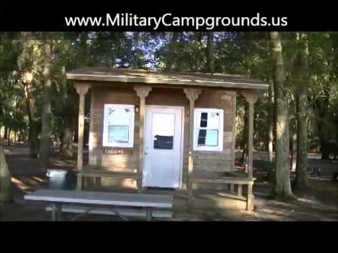 Video Tour of Blue Angel Recreation Area, Pensacola, FL