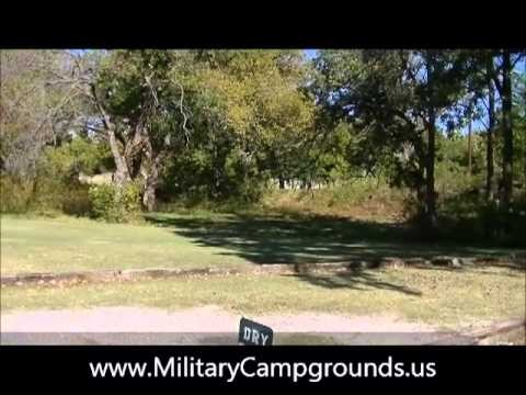 Video Tour of Medicine Creek RV Park at Fort Sill, OK