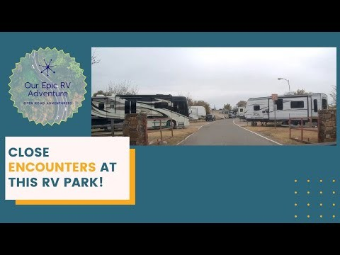 Visiting Tinker Air Force Base FamCamp in Oklahoma City